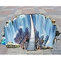 ZPL Pumi 3D canvas contro ponti attraversano la dimensione del decorativi dipinti a mano olio pittura archivio creativo soggiorno camera da letto su richiesta , hand