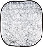 Relags Sitzkissen, Alu-PE Light Kissen, Grau, 33x33x0,5cm