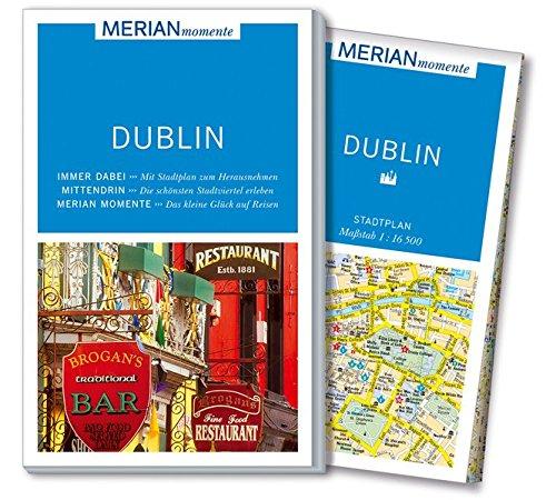 Preisvergleich Produktbild Dublin: MERIAN momente - Mit Extra-Karte zum Herausnehmen