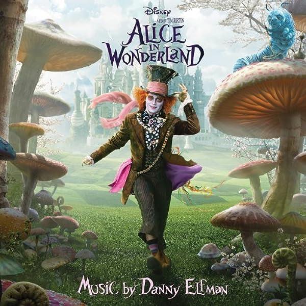 Alice In Wonderland 2010 Score O S T Amazon Co Uk Music