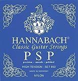 Hannabach Cordes Guitare classique Série 850 Tension forte PSP Mi1 corde unique