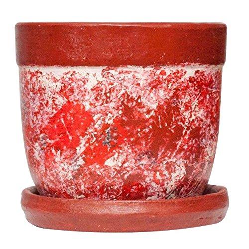 pot AC1 + supporto ceramico Confezione da 1PZ