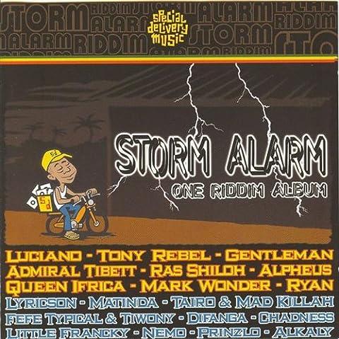 Storm Alarm - One Riddim Album [Import anglais]