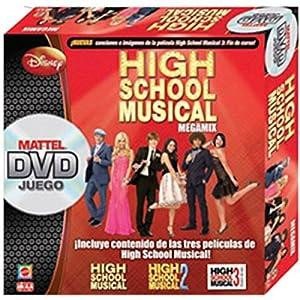 High School Musical – Compilación DVD