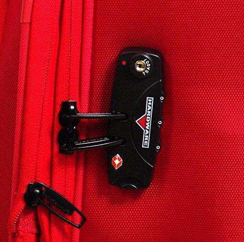 Hardware Skyline 3000 4-Rad Trolley 68cm 458 black/elegance - 5