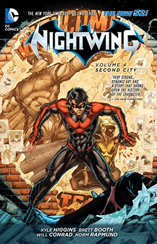 Nightwing Vol. 4 Second City (The New 52) Cover Image