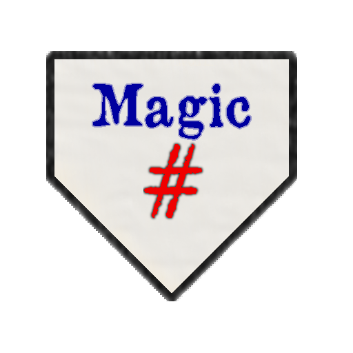 Magic Number for MLB (Angels League Of)