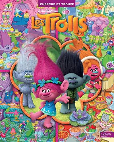 Trolls - Cherche et Trouve