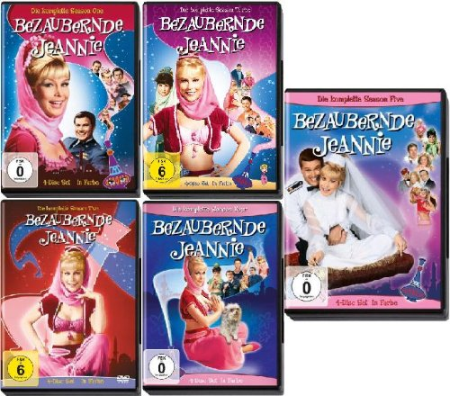 Season 1-5 (20 DVDs)