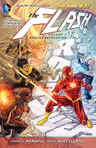 The Flash Vol. 2: Rogues Revolution (English Edition) eBook ...