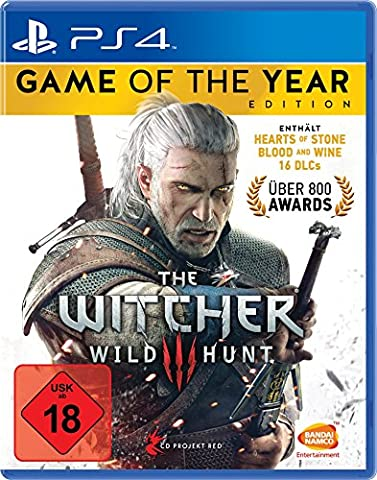 The Witcher 3: Wild Hunt - Game of the Year Edition - [PlayStation 4] (Ps4 Edition)