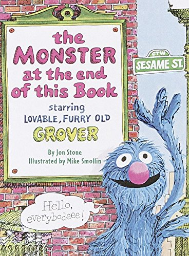 nd of This Book (Sesame Street) (Big Bird's Favorites Board Books) ()