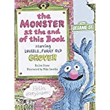 The Monster at the End of This Book (Sesame Street) (Big Bird's Favorites Board Books)