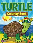 Turtle Coloring Book: Coloring Books...
