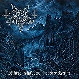 Dark Funeral: Where Shadows Forever Reign (Gatefold black LP) [Vinyl LP] (Vinyl)