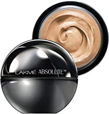 Lakme Absolute Skin Natural Mousse, Golden Medium 03, 25g
