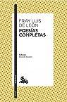 Poesías completas par León