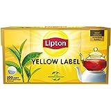 Lipton Yellow Label Demlik Poşet Çay, 100'lü