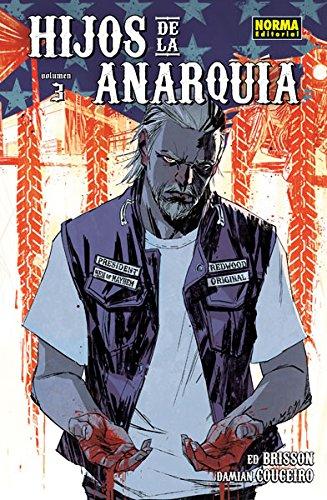 Hijos De La Anarquia, Vol. 3 (Comic Usa)