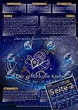 Sternzeichen Krebs - Die Horoskop- und Charakter-Karte für Liebe, Partnerschaft, Beruf, Finanzen und Gesundheit: Die psychologische Astrologie von ... und Sternen [DIN A4 - zweiseitig, laminiert]