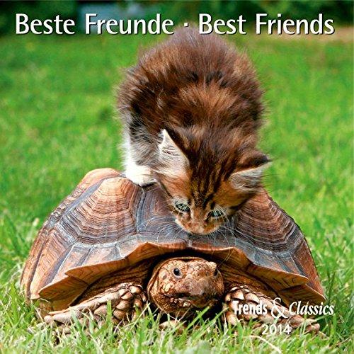 Beste Freunde - Best Friends 2014. Trends & Classics Kalender