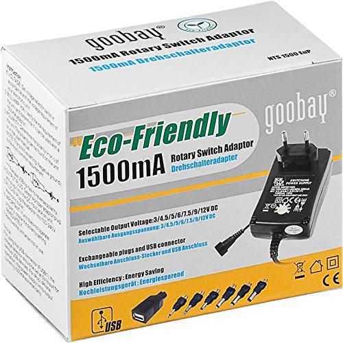 Wentronic-NTS-1500-EuP-MW-3R15GS-Black-power-adapterinverter-Power-Adapters-Inverters-12-V-1500-mAh-Black