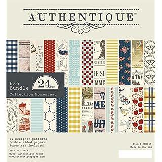 Authentique Paper Homestead 6x6 Bundle