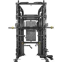 Force USA Monster G6 Cage de musculation, appareil d'entraînement fonctionnel & banc de musculation -
