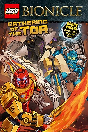 Gathering of the Toa: Graphic Novel Book 1 (LEGO Bionicle, Band 1) (Action Master Transformers)