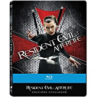 Resident Evil Afterlife Limited Edition Steelbook / Region Free Blu Ray / Import.