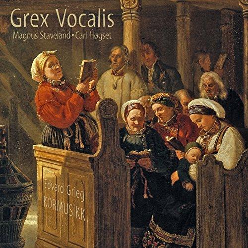 Grieg: Syv barnlige sange: Sang til juletræet (Op.61-2)