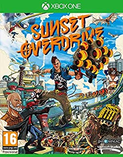 Sunset Overdrive - Day One Edition (B00DC9SR10) | Amazon price tracker / tracking, Amazon price history charts, Amazon price watches, Amazon price drop alerts