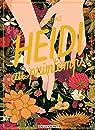 Heidi au printemps par Spénale