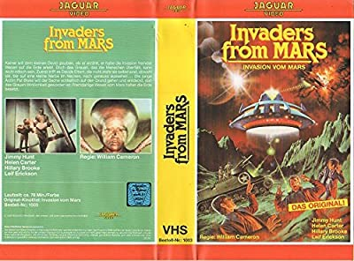Invaders from Mars - Das Original!
