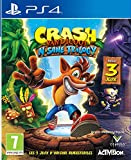 Crash Bandicoot - N. Sane Trilogy : Inclut 3 jeux | Naughty Dog