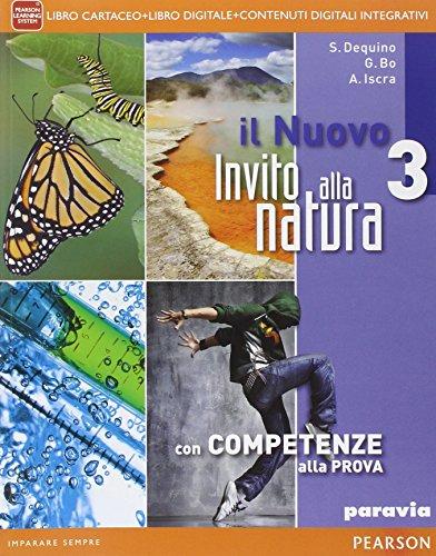 Nuovo invito alla natura. Per la Scuola media. Con e-book. Con espansione online: 3