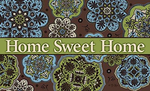 Toland Home Garden 830369Mossy Marrakesch Home 45,7x 76,2cm recycelten Fußmatte, USA hergestellt