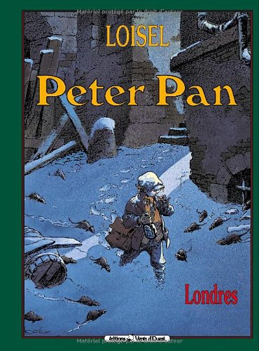 Peter Pan, tome 1 : Londres
