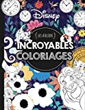 Disney, MES ATELIERS DISNEY - INCROYABLES COLORIAGES LUXE