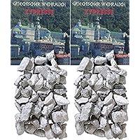 Trimontium GWR09-P2 Räucherwerk griechischer Weihrauch Stücke Zypresse 2 x 25 g zum Räuchern auf Kohle oder Sieb preisvergleich bei billige-tabletten.eu