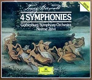 Berwald-Jarvi -Symphonies