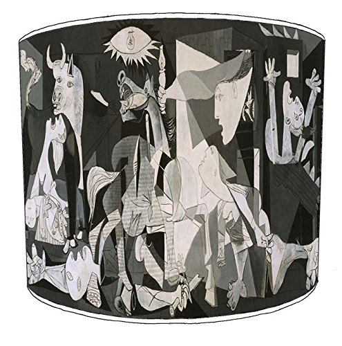 Premier Lighting 8Pulgadas Mesa Guernica Art, 30,5 cm