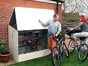 Abri pour vélo CycloProtect Couleur Crème