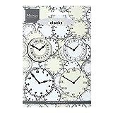 Marianne Design horloges Décorations, Multicolore