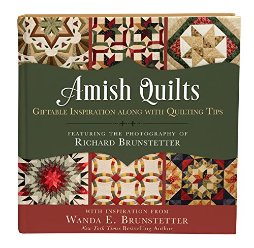 Quilt Amish (Amish Quilts: Giftable Inspiration Along with Quilting Tips)