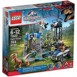 LEGO Jurassic World - La Huida del Raptor - 75920