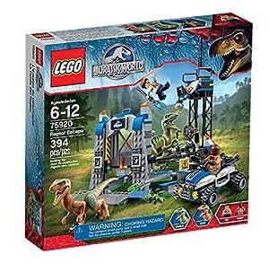 Lego Jurassic World - 75920 Focolaio di Raptors