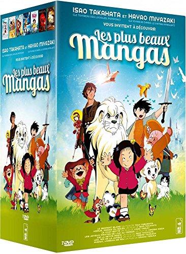 Coffret manga dvd