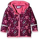 Sterntaler Softshell-Jacke für Kinder, Alter: 6-9 Monate, Größe: 74, Traube (Pink)