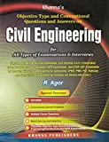 #9: Objective Type and Conventional Questions and Answers On Civil Engineering
